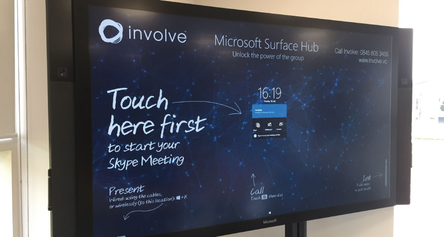 spark board vs surface hub