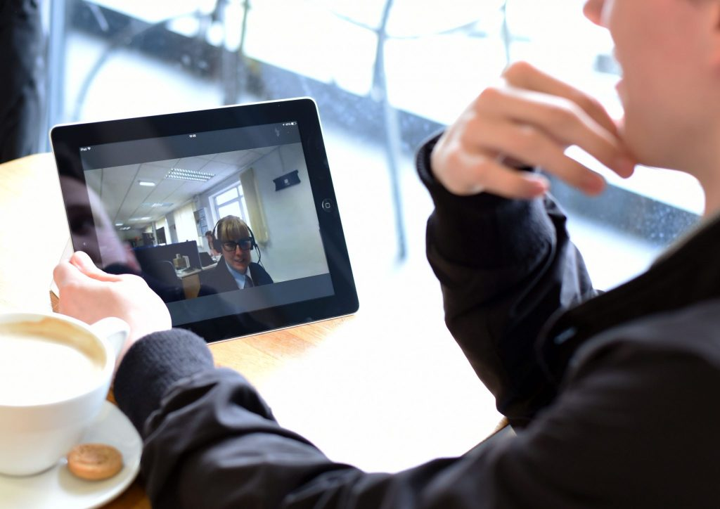 involve cloud virtual meeting