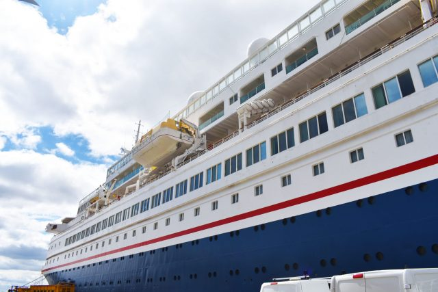 Fred Olsen Cruise Liner