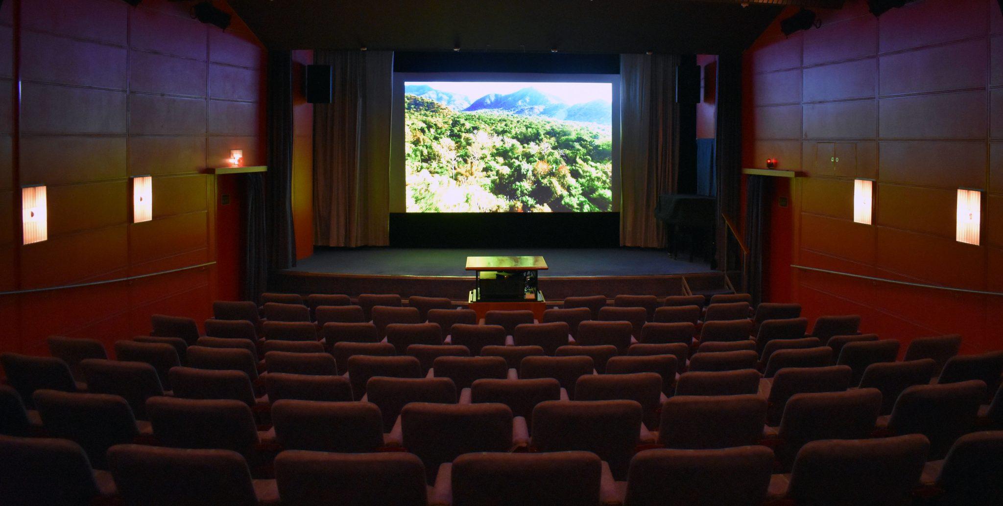 3D Cinema Room On Board Fred Olsen Cruise
