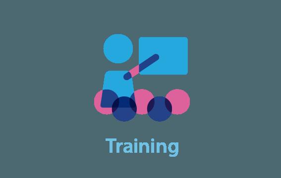 involve training