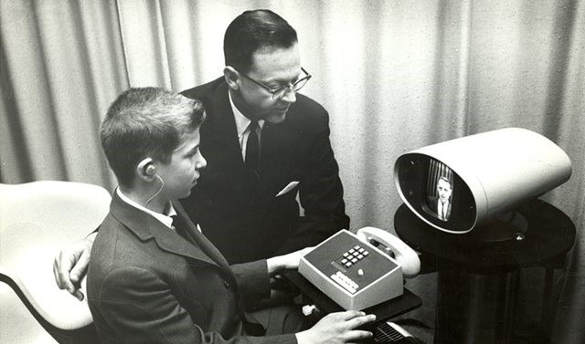 AT&T Video Conference 1964
