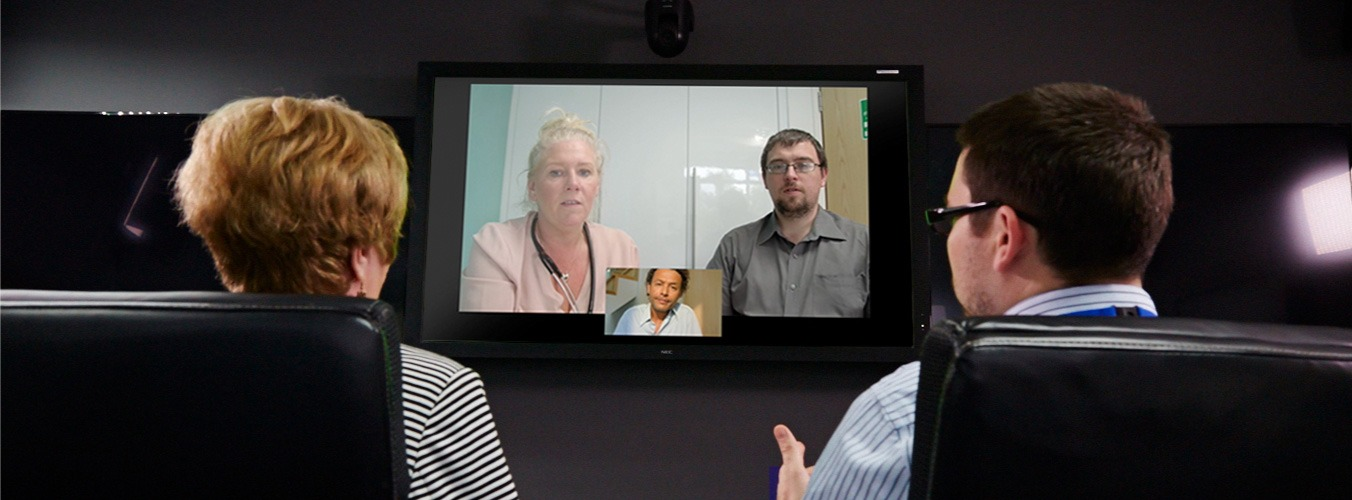 video conferencing for GP's
