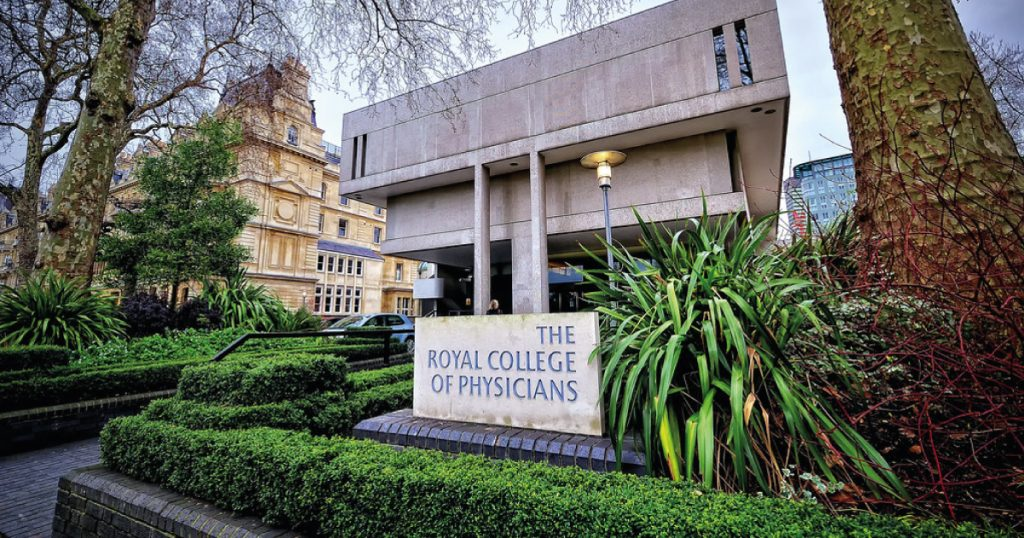 The Royal College of Physicians Case Study