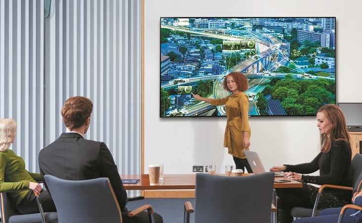 Philips C Line Meeting Room