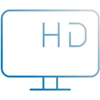 HD Audio Video medio