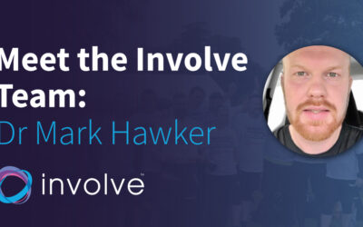 Meet the Involve Team: Dr Mark Hawker
